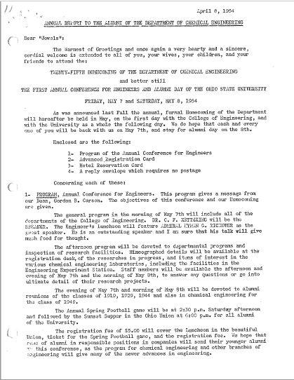 1954 Annual Report