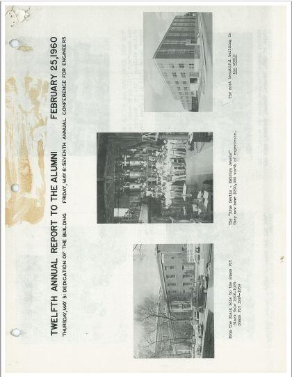 1960 Annual Report