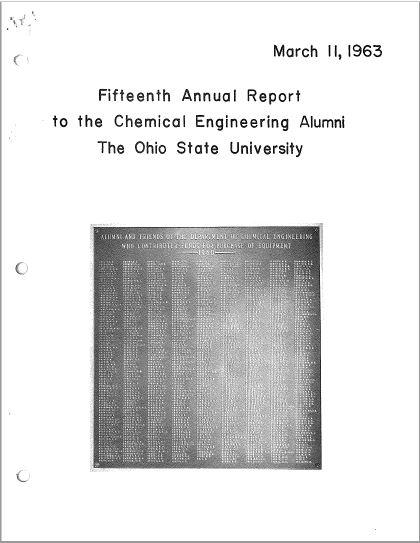 1963 Annual Report
