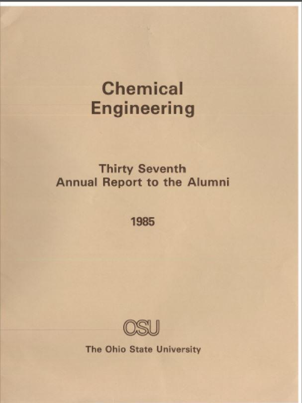 1985 Annual Report