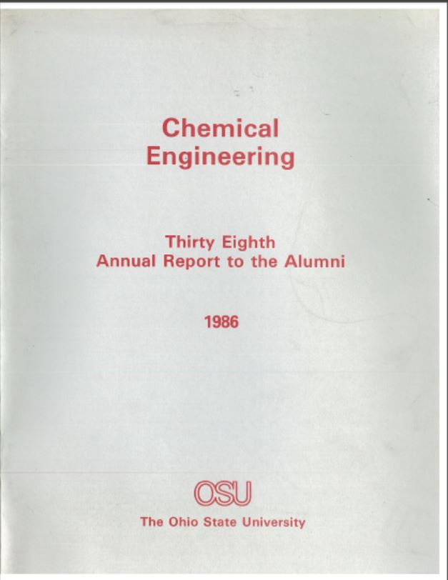 1986 Annual Report