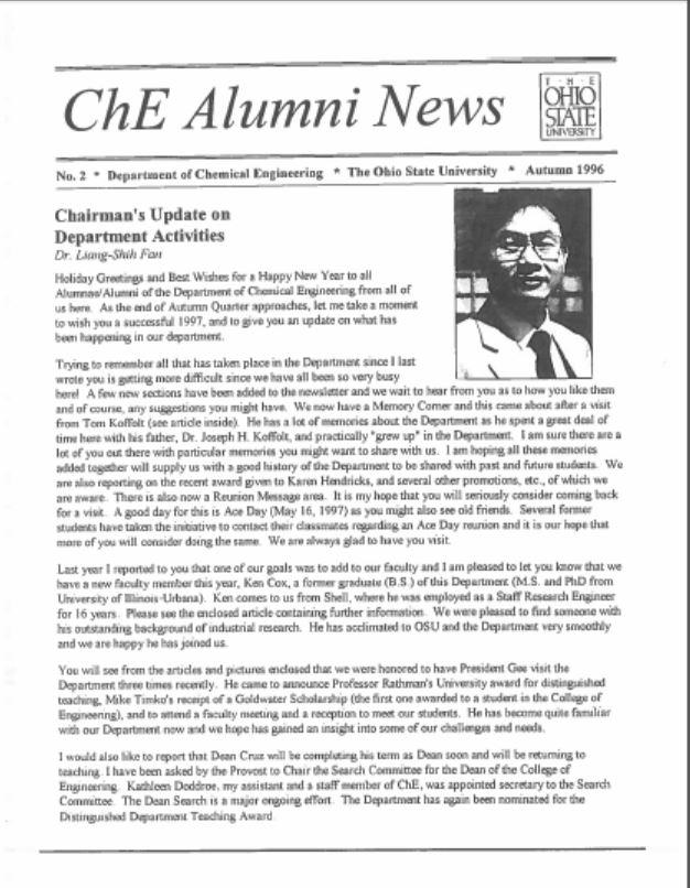 1996 News