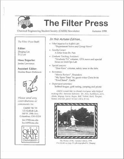 1998 Filter Press-Autumn