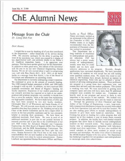 1999 News